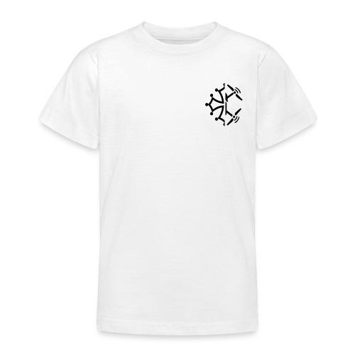 Classic Logo Black - T-shirt Ado