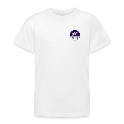 VectNBlogo2 gif - Teenager-T-shirt