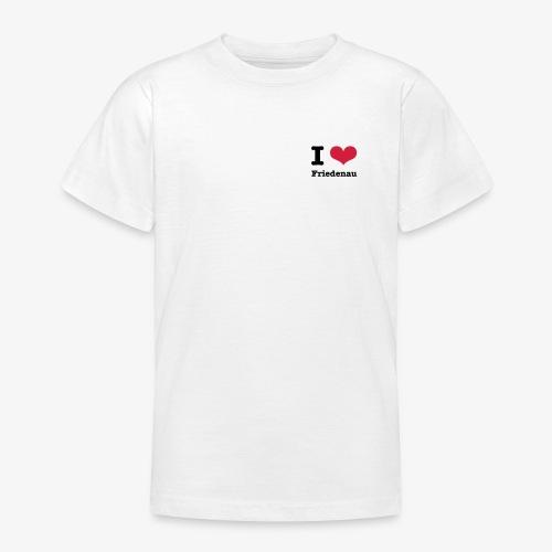I love Friedenau - Teenager T-Shirt