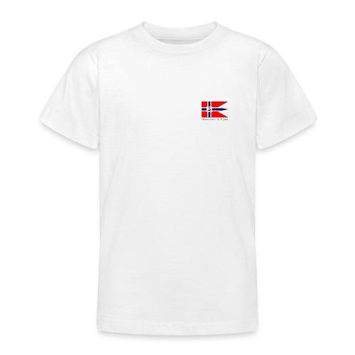 njk4 copy - T-skjorte for tenåringer