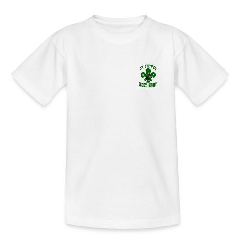 large - Teenage T-Shirt