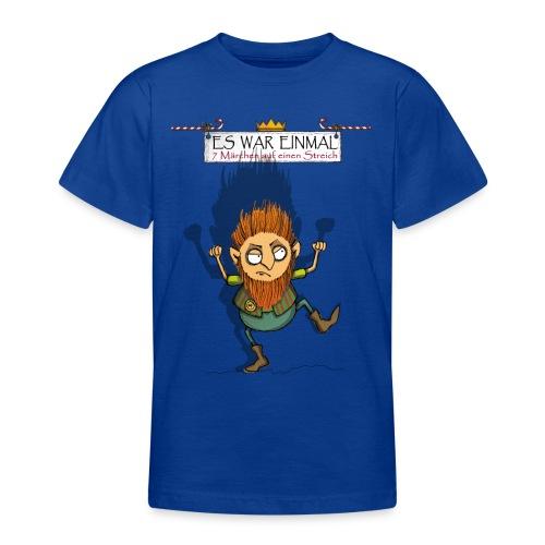 ES WAR EINMAL Rumpelstilzchen - Teenager T-Shirt