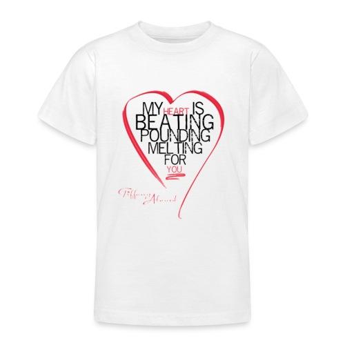 Red Heart BMP - Teenage T-Shirt