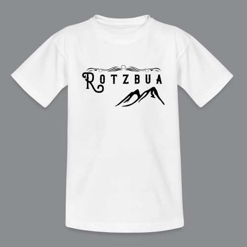 Rotzbua - Teenager T-Shirt