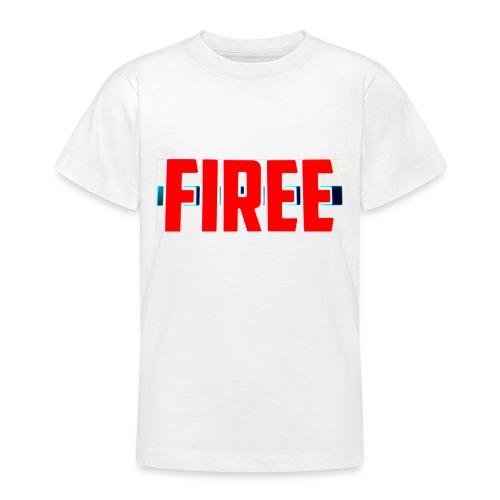 FIREE - Teenage T-Shirt