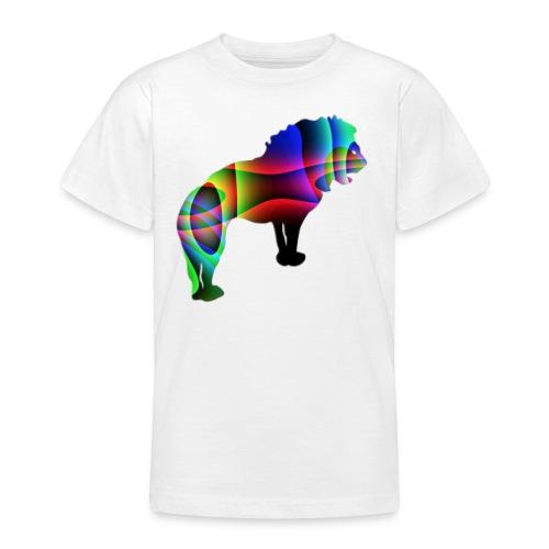 der Löwe hat die Stärke - T-shirt Ado