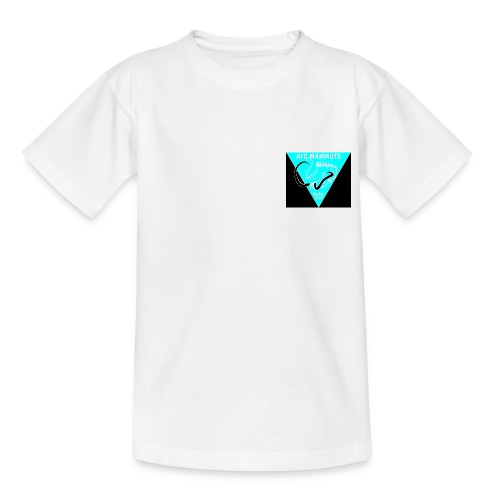 P Mammuts Logo - Teenager T-Shirt