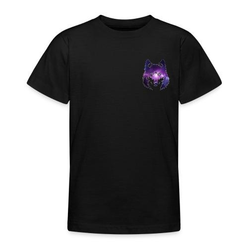 Galaxy wolf - T-shirt Ado