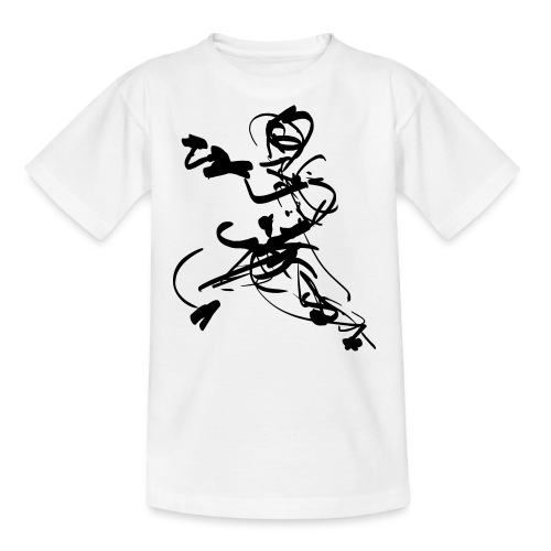 mantis style - Teenage T-Shirt