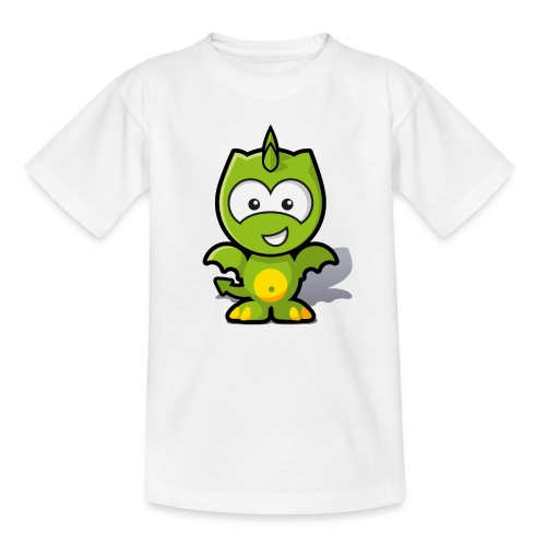 Drachen - Teenager T-Shirt