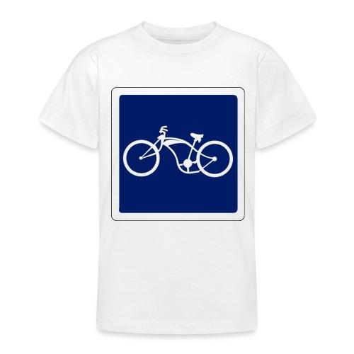 panneau - T-shirt Ado