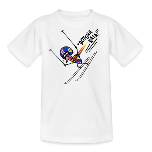 Adrenalini - Xan Ski Stunt - Teenage T-Shirt