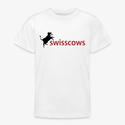 Swisscows - Teenager T-Shirt