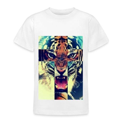 TijgerKruis jpg - Teenager T-shirt
