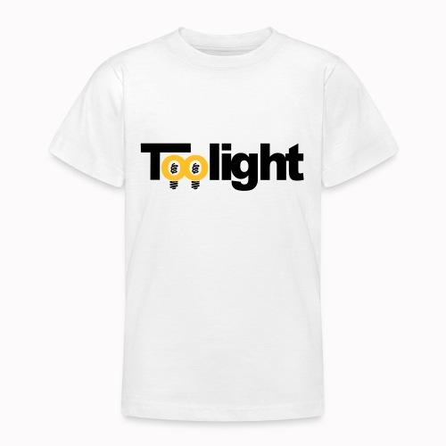 toolight off - Maglietta per ragazzi