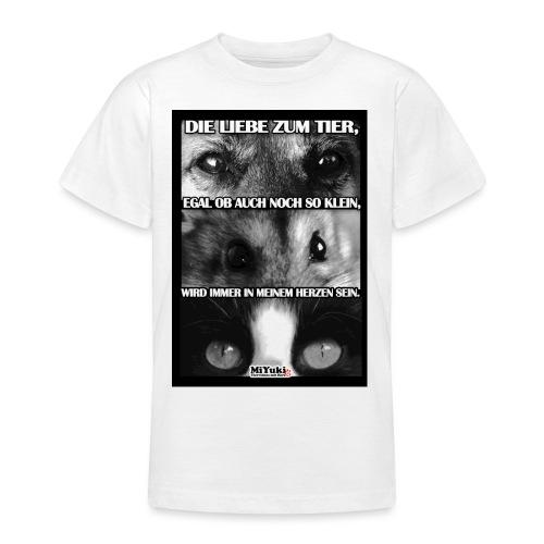 spruch jpg - Teenager T-Shirt