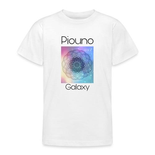 Piouno Galaxy Mandala - Teenager T-Shirt