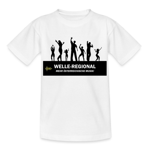 Welle-Regional PartyTime - Teenager T-Shirt