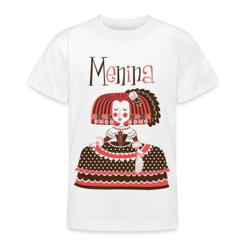 MENINA - Camiseta adolescente