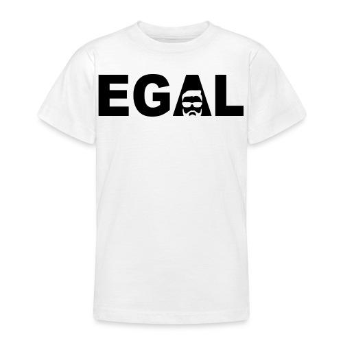 Egal Hipster - Teenager T-Shirt