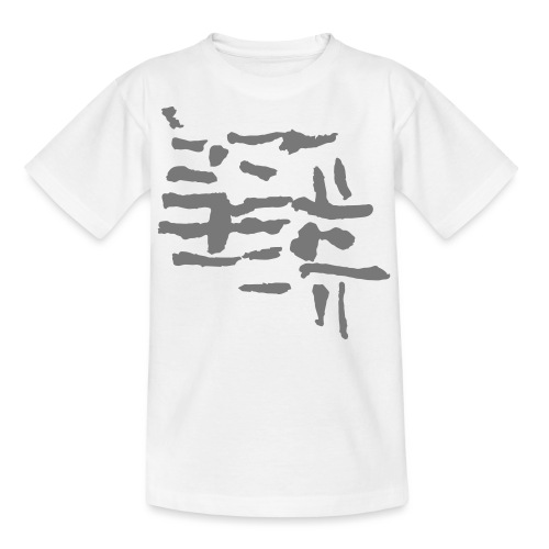 Structure / pattern - VINTAGE abstract - Teenage T-Shirt