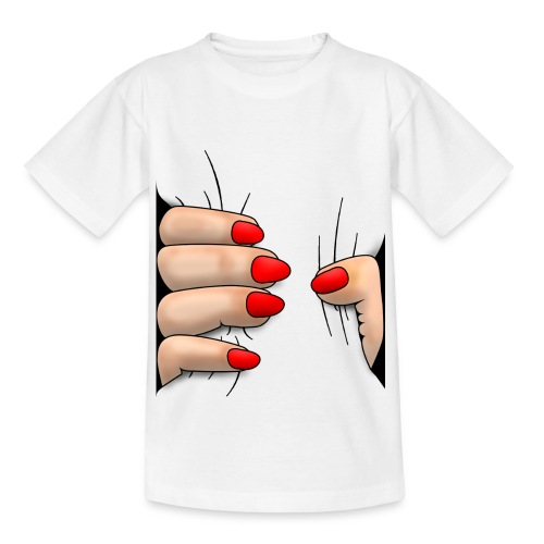 Body Squeeze - Teenager-T-shirt