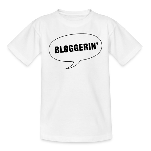 0189 Bloggerin | Blog | Website | Homepage - Teenage T-Shirt