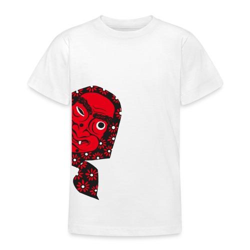 VEREIN BUCHHORN HEXEN hexenkopf retro - Teenager T-Shirt