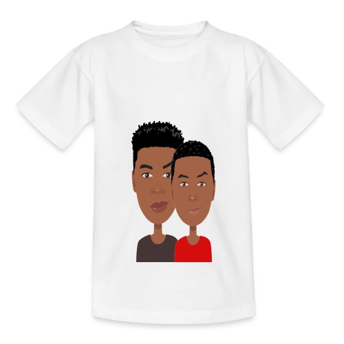 le deux beaugoss - T-shirt Ado