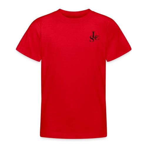 LSC Black - Teenager-T-shirt