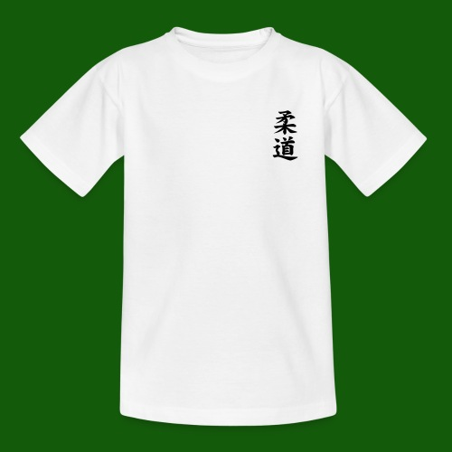 Judo Kanji - Teenager T-Shirt