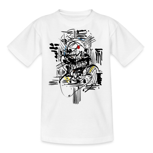 Samurai Ink - Teenage T-Shirt