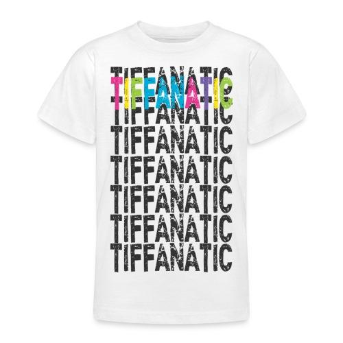 tiffanaticdinkresizeneon - Teenage T-Shirt