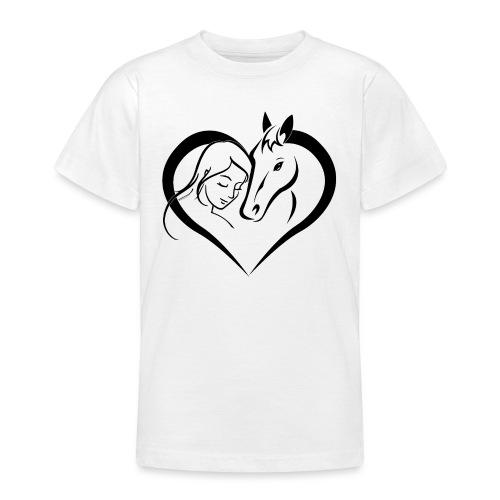 Pferdeliebe 2 - Teenager T-Shirt