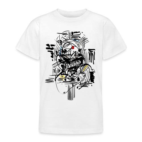Samurai Ink - Teenage T-Shirt