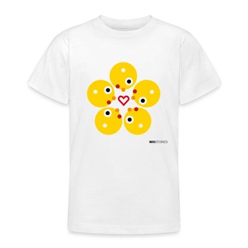 WIO LOVE - Camiseta adolescente