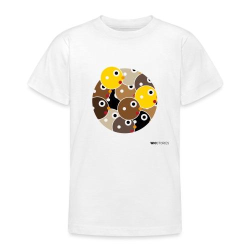 WIO SKIN COLOR - Camiseta adolescente