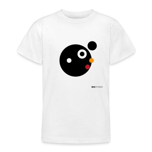 WIO BLACK POWER - Camiseta adolescente