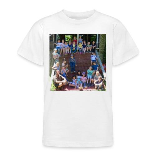 Lola Square - Teenager T-Shirt