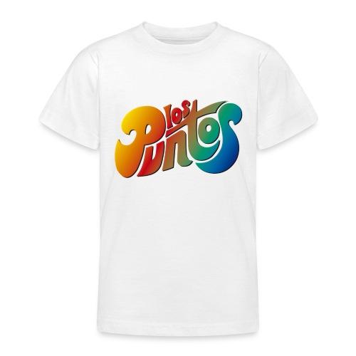 PUNTOS Todocolor - Camiseta adolescente