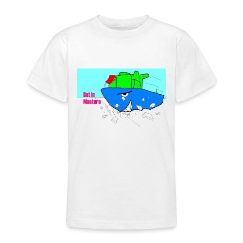 dat is mastera - Nuorten t-paita