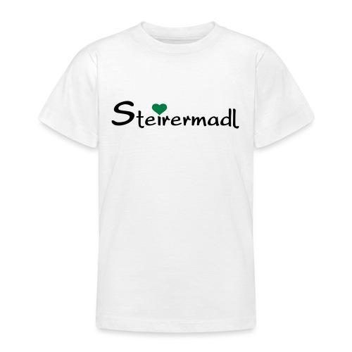 Steirermadl - Teenager T-Shirt