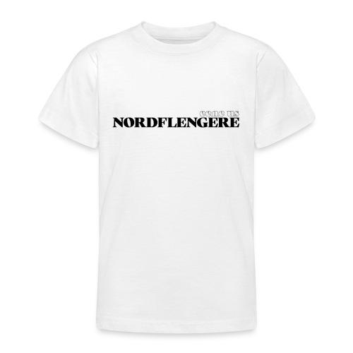Een eus Nordflengere - Teenager T-Shirt