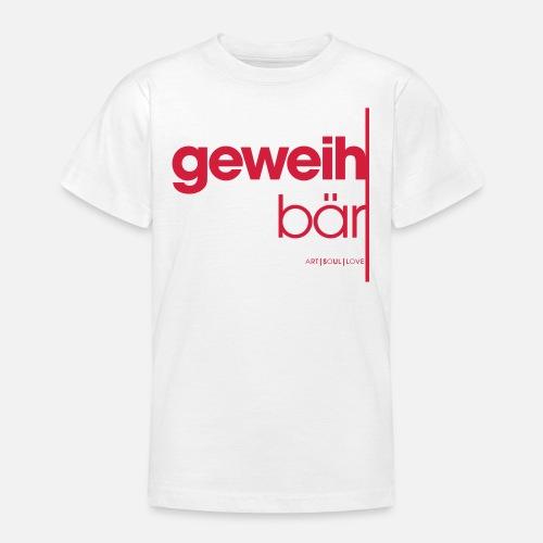 geweihbär 2019 - Teenager T-Shirt