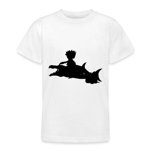 Energiewesen Pistrili - Teenager T-Shirt