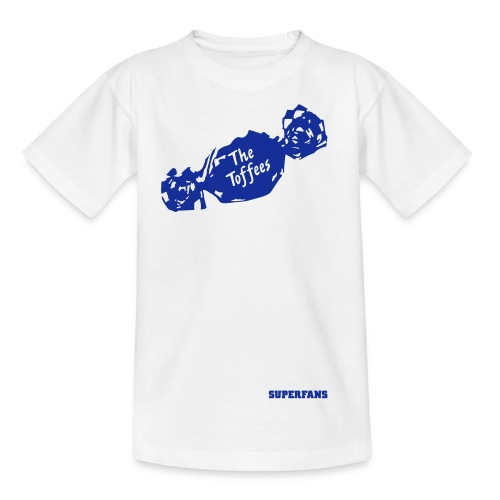 The Toffees - Teenage T-Shirt