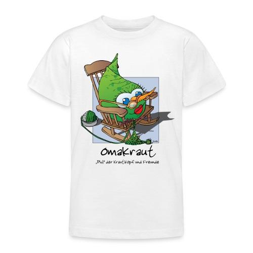 Omakraut - Teenager T-Shirt