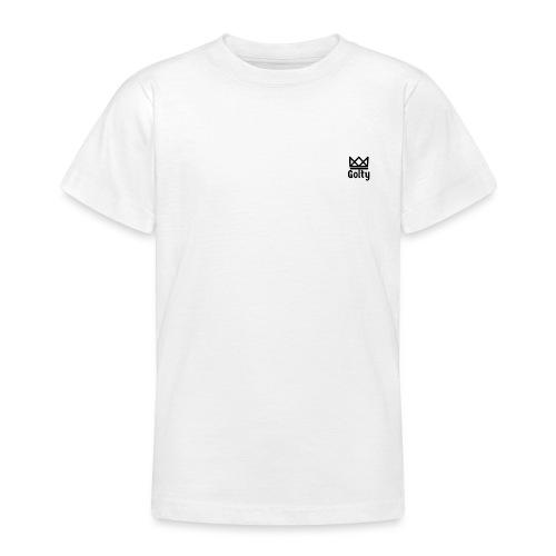 Golty - Camiseta adolescente