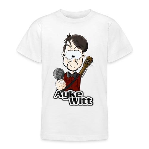 Ayke Witt Cartoon - Teenager T-Shirt