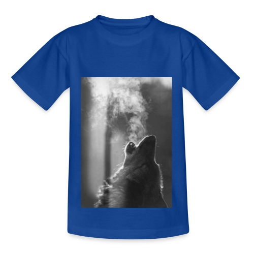 SmokingBear jpg - Teenager T-shirt